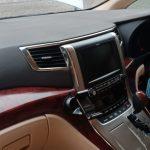 Perbaikan Dashboard Toyota Alphard