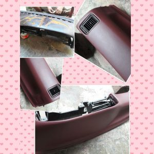 Perbaikan dashboard Toyota Corolla