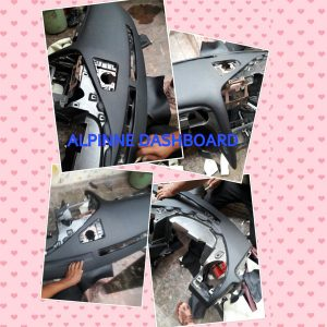 Perbaikan dashboard Nissan GT